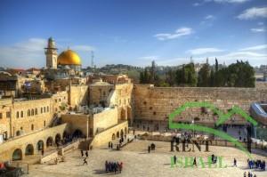 Древнейший город мира Иерусалим