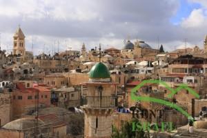 Панорама Иерусалима