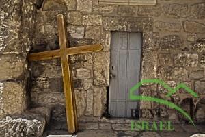 Последний путь Иисуса Христа