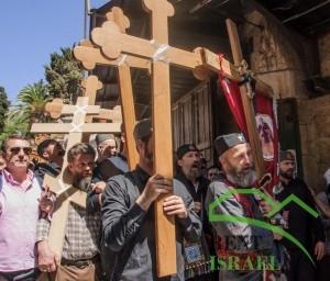 Путь Иисуса Христа