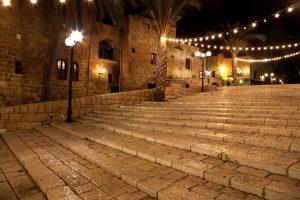 Старые улицы Яффа