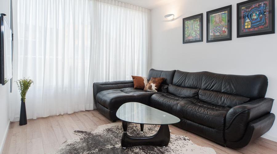 трехкомнатная квартира в центре солнечного Тель-Авива