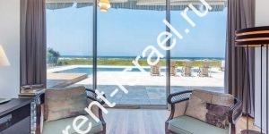 Снять дом в Израиле на берегу моря