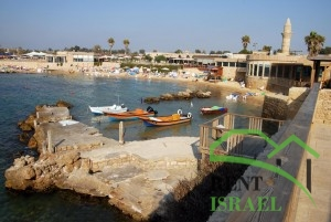 Прекрасный средиземноморский город Кейсария