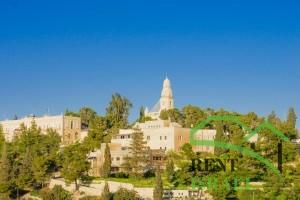 Древняя гора Сион