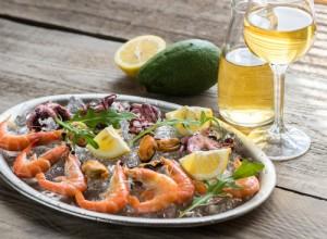 Насладитесь потрясающей средиземноморской кухней