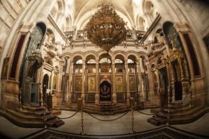 Обзор Храма Гроба Господня