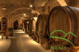 Монастырская винодельня