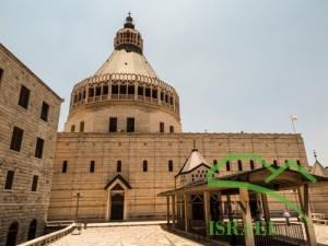 Базилика Благовещения в Назарете