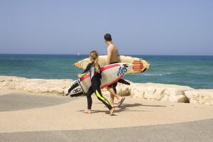 Летние месяцы - лучшее время для активного отдыха на воде