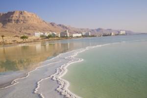 Даже в ноябре на Мертвом море можно провести отличный отдых и поправить здоровье
