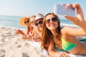 Конец весны - лучшее время для отдыха в компании друзей