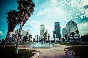 Тель-Авив - экономический центр Израиля