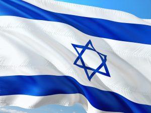 Национальный флаг Израиля